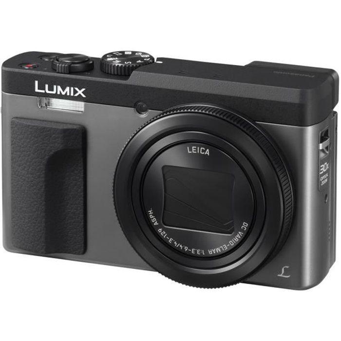 PACK APPAREIL COMPACT Panasonic Lumix DC-TZ90 Appareil photo numérique c
