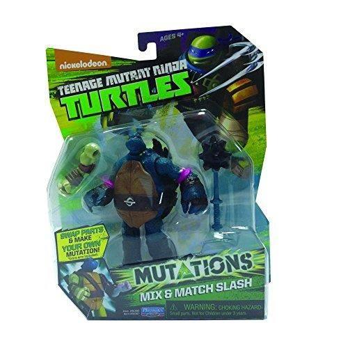 FIGURINE - PERSONNAGE Teenage Mutant Ninja Turtles Mutations Mix-n-jeu S