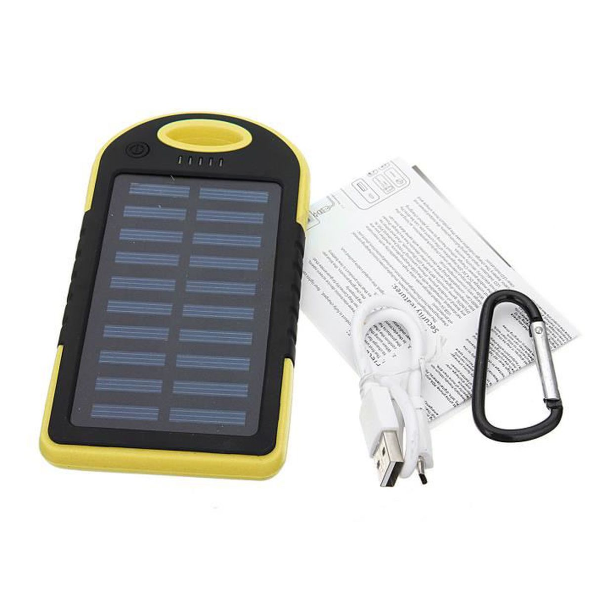 chargeur solaire 20000mah