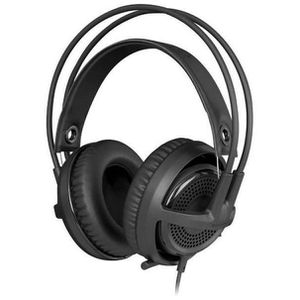 CASQUE  - MICROPHONE SteelSeries casque micro Siberia P300 Gaming - PC/