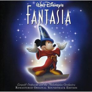 CD MUSIQUE DE FILM - BO Various Artists - Fantasia (Remastered Original So