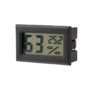 LCD Thermom/ètre Hygrom/ètre Num/érique Testeur Temp/érature Humidit/é Avec Sonde