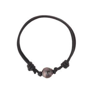 BRACELET - GOURMETTE PERLINEA Bracelet Perle de Tahiti et Argent 925° F