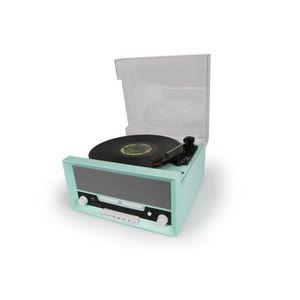 CHAINE HI-FI Fenton RP135 Combiné platine disque 60's-Fenton