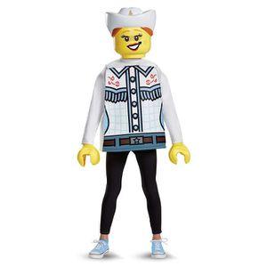 COMMUTATEUR KVM LEGO 18474L - COMMUTATEUR KVM -   Cowgirl Costume