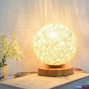 LAMPE A POSER Lampe de nuit LED créative avec cadeau de lampe de