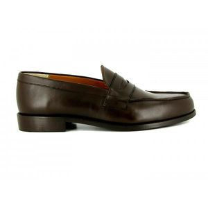 MOCASSIN J.BRADFORD Chaussures Mocassins JB-PAUL Marron - C
