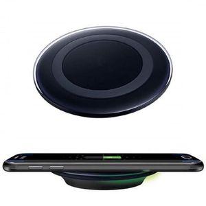 CHARGEUR TÉLÉPHONE Chargeur à Induction Noir [Compatible Samsung Gala