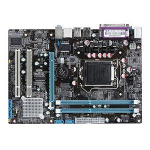 CARTE MÈRE La Carte Mère D'ordinateur Intel P55 1156 Ddr3 Pre