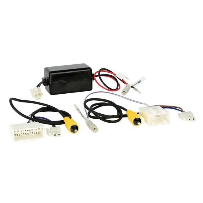 Interface Caméra de recul Kia Sportage