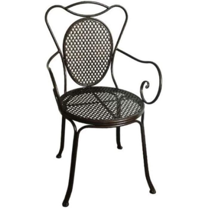 Coussins pour chaises de jardin FANGQIAO SHOP Chaise Balcon européen Fer forgé Table Basse café décontracté négociation 204250