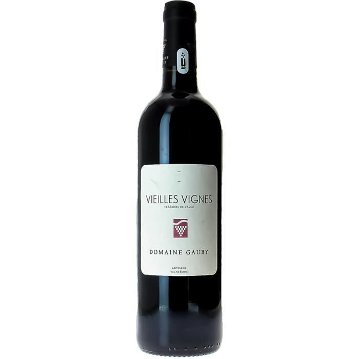 Domaine Gauby - Vieilles Vignes - Vin Rouge - 2018 - 75cl