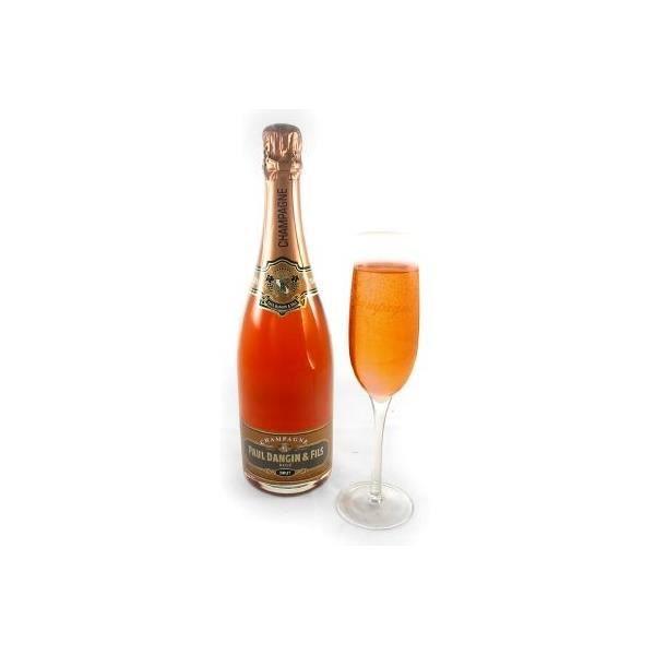 Champagne brut rosé Paul Dangin & fils 75cl