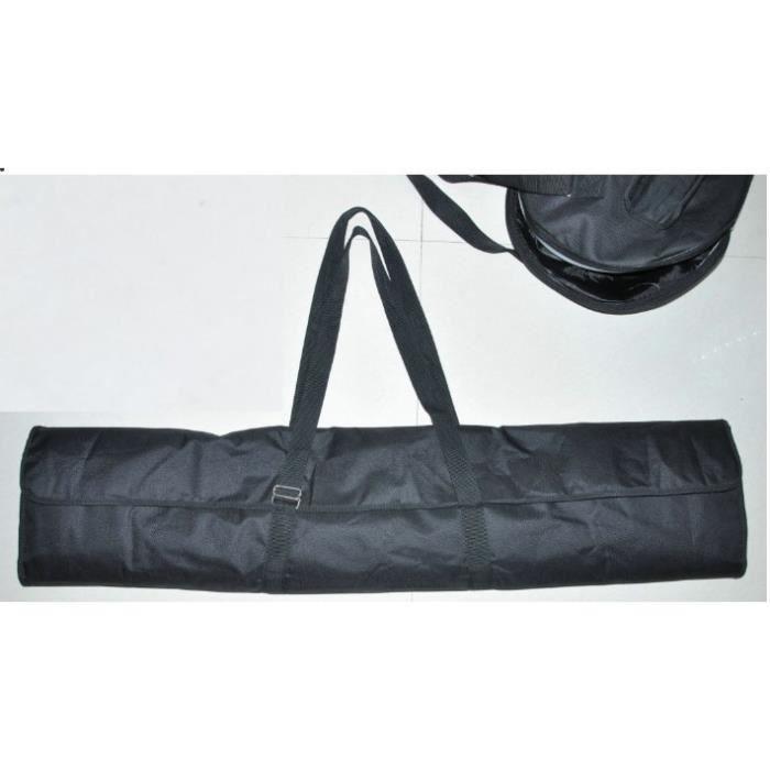 Diamètre 45mm x 12.5-25-50 Cm Prolonger Le Poteau Tube Amovible Rallonge Barre De Strip-Tease - Modèle: Storage bag - HSJSZHA10321