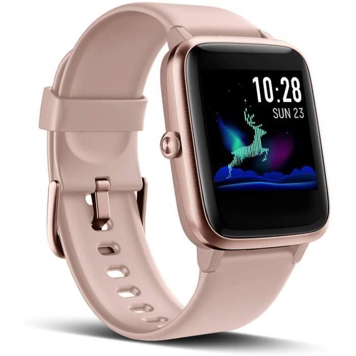 BRACELET D'ACTIVITE Montre Connect&eacutee Smartwatch pour Femmes Hommes Les Enfants Fitness Tracker Bracelet Connect&eacute 420