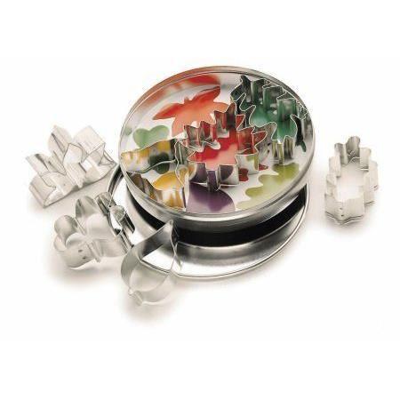 Kitchen Craft Emporte-pièces Feuilles Set de 7 …