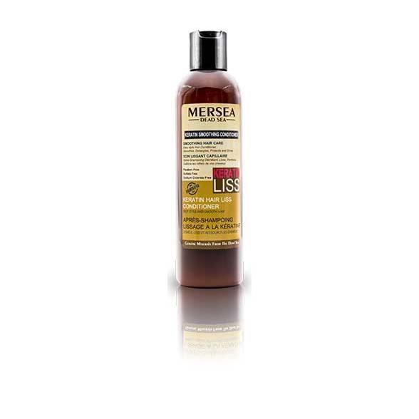 MERSEA - Après-Shampoing Lissage A La Kératine 250ml