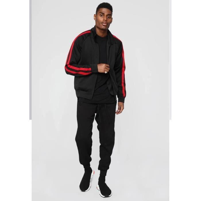 Survêtement Hommes Set Fashion Casual Sport Suit