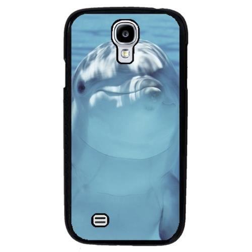 Coque pour Samsung Galaxy S4 Mini (GT-I9195) - Dauphin Mignon ...