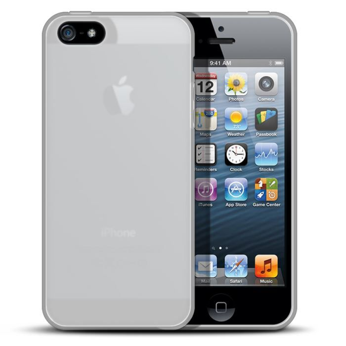 coque iphone 6 silicone opaque