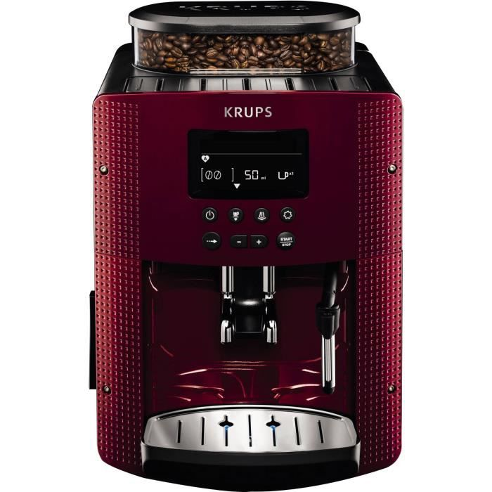 Krups ea 815570 achat vente machine caf cdiscount - Machine a cafe grain krups ...