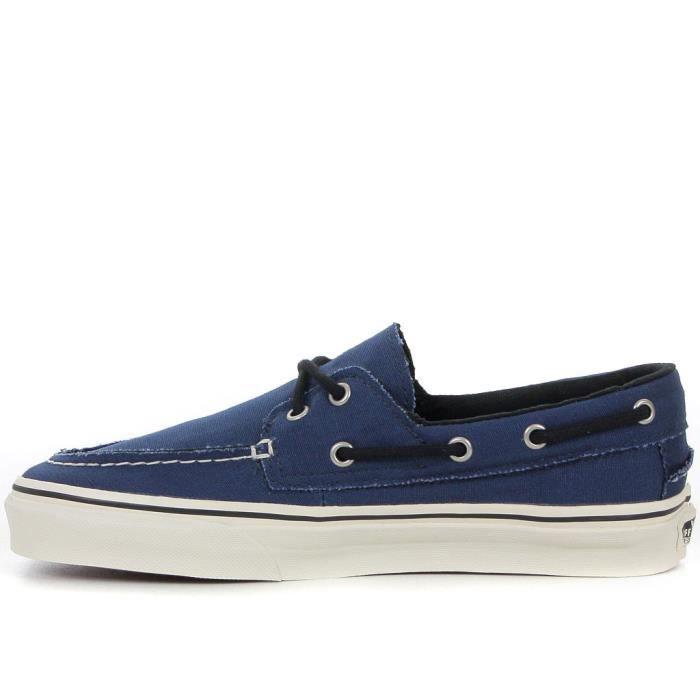 Chaussures bateau Vans Zapato De... homme Bleu- Achat / Vente ...