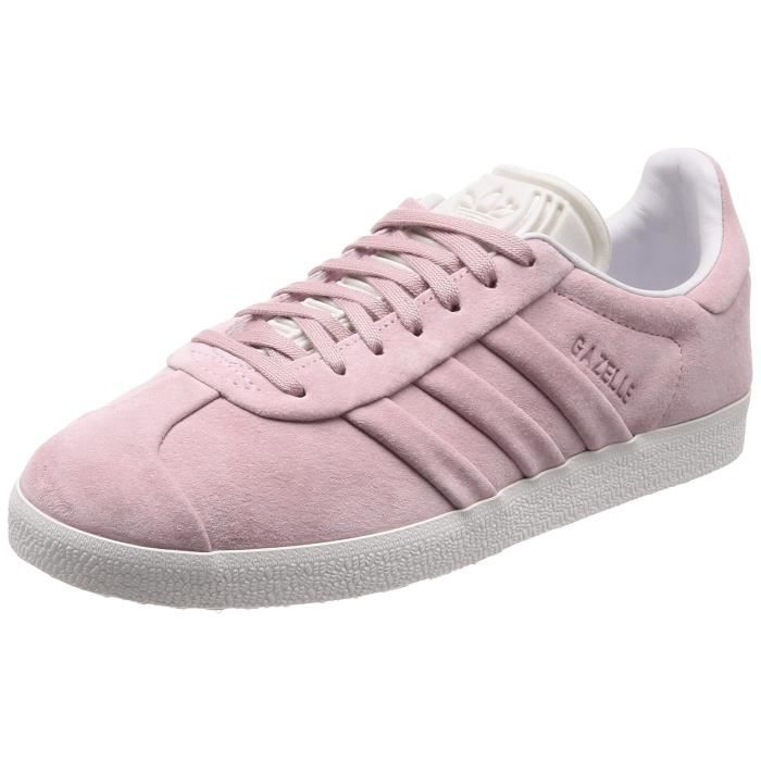 Adidas gazelle femme coudre et baskets lowtop 3EYLW0 Taille-36 1-2