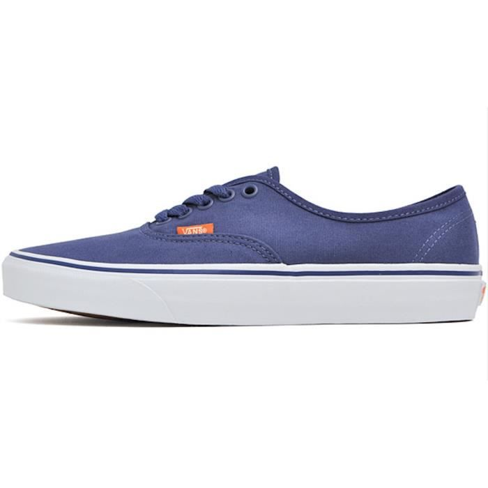 Vans Unisex Authentic (pop Canvas) Skate Shoes BPK3A Taille-43