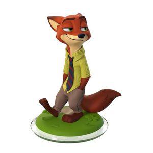 FIGURINE DE JEU Figurine Nick Zootopie Disney Infinity 3.0