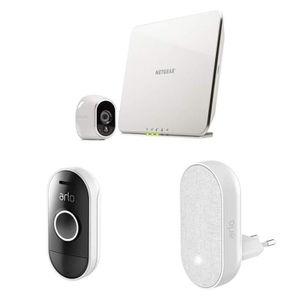 CAMÉRA DE SURVEILLANCE Arlo VMS3330-100EUS Smart Caméra de Surveillance -