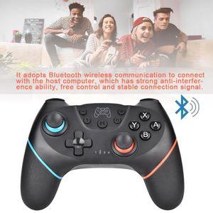 JOYSTICK JEUX VIDÉO Manette de jeu Bluetooth Joypad pour commutateur N
