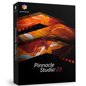 UTILITAIRE COREL Pinnacle Studio 23 - Logiciel