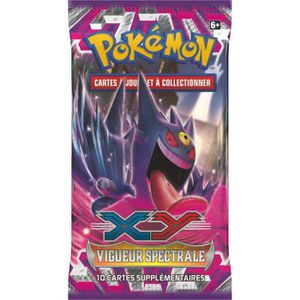 "CARTE A COLLECTIONNER POKEMON Booster XY 4 ""Vigueur Spectrale"""