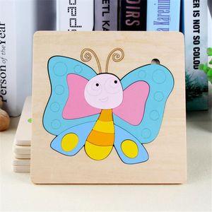 PUZZLE Animal Puzzle en bois éducatif développement bébé