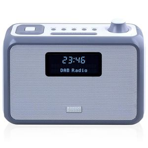 RADIO CD CASSETTE August MB400 – Radio Portable FM-DAB-DAB+ avec Hau