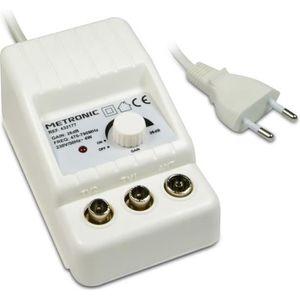 REPETEUR DE SIGNAL METRONIC 432177 Ampli d'intérieur - Blanc