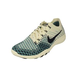 official photos 1a55c 06bae CHAUSSURES DE RUNNING Nike Femme Free Tr Flyknit 2 Indigo Running Traine ...