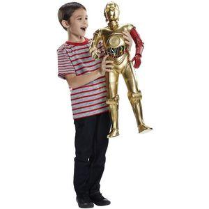 FIGURINE - PERSONNAGE STAR WARS Figurine C-3PO Red Arm 80cm