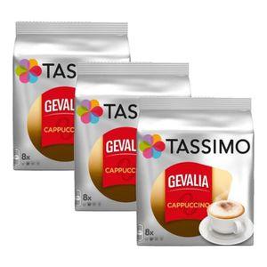 CAFÉ 3 Tassimo Gevalia Cappuccino