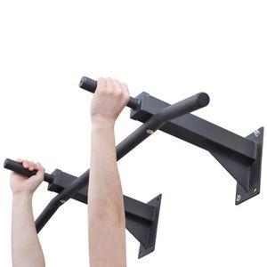BARRE POUR TRACTION Barre de traction à stimuler biceps et muscles du
