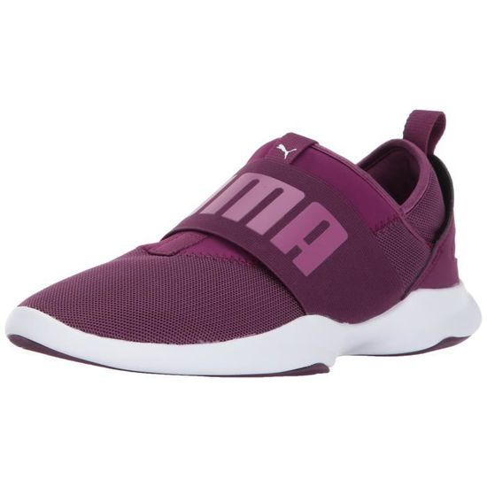 Puma Taille-40 Osez Wn Sneaker KKTEO Taille-40 Puma 1-2 Violet Violet - Achat / Vente basket 5a6fc5