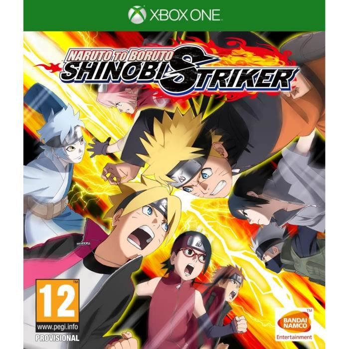 Naruto to Boruto Shinobi Striker Jeu Xbox One