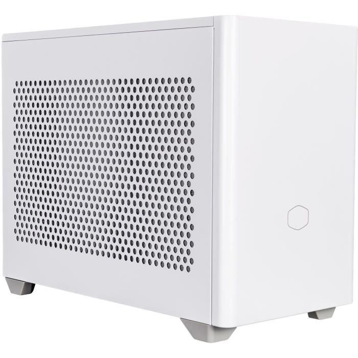 Boitier PC Mini ITX Cooler Master MasterCase NR200P, Blanc (MCB-NR200P-WGNN-S00)
