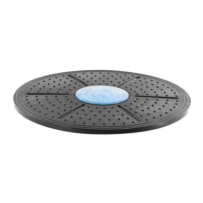 Body Fitness Balance Board - Non-Slip Ronde Planche D'équilibre-36cm Training Balance Board Parfait pour Core force, la Bleu
