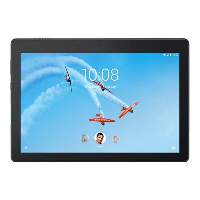 Lenovo Tab E10 Za47 Tablette Android 8.1 (Oreo) 32 Go Embedded Multi Chip Package 10.1