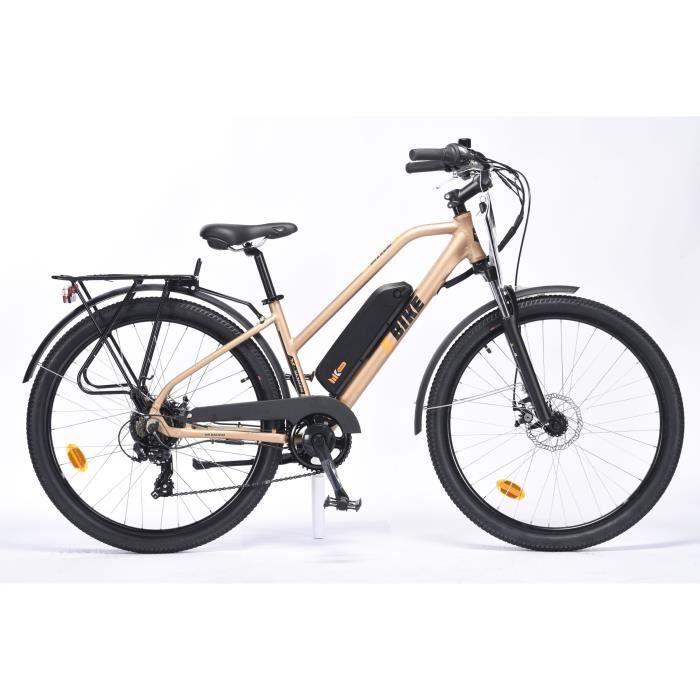 Vélo électrique 27,5- - Mixte - TVT E-BIKE T40 - Aluminium