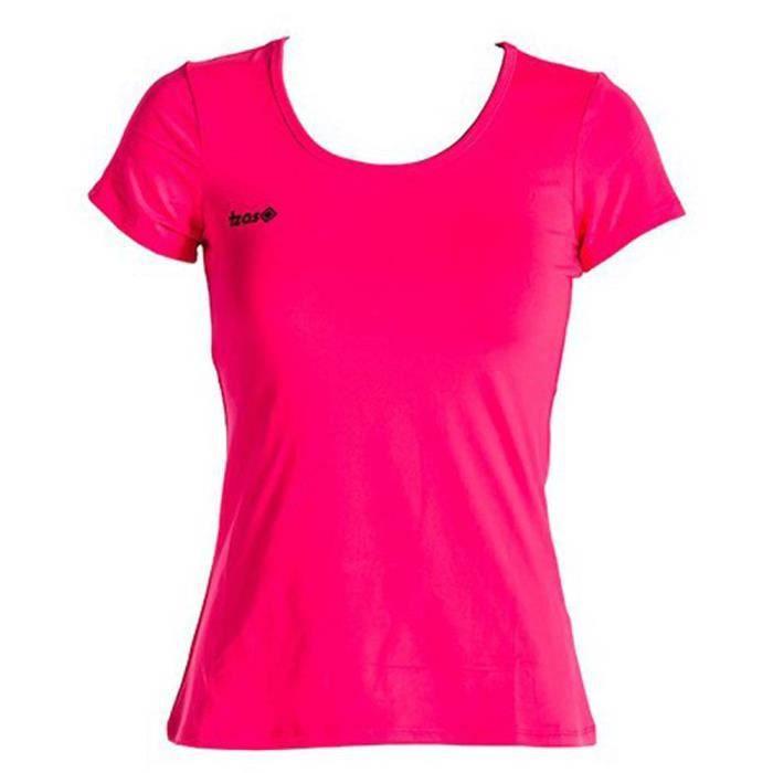 Vêtements femme T-shirts techiques manches courtes Izas Vila T-shirt