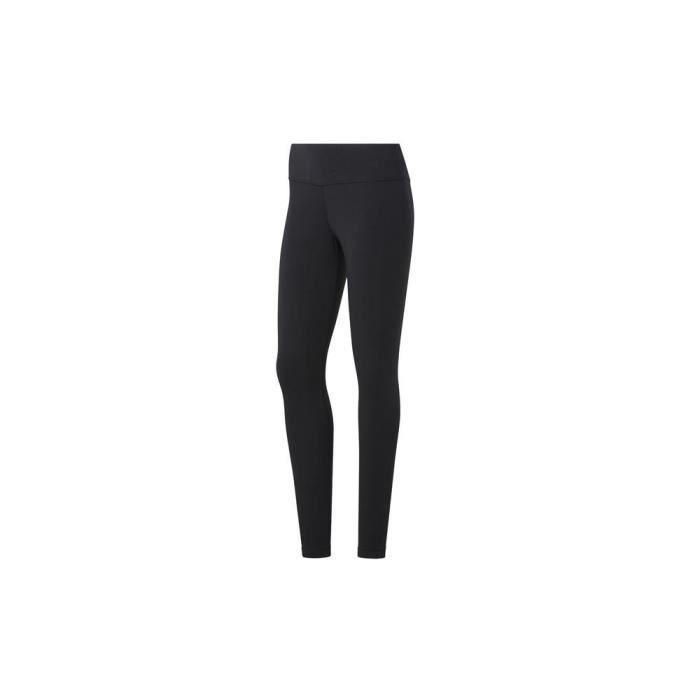 Pantalon Reebok TE Cotton Legging L