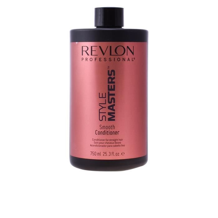 Revlon - STYLE MASTERS smooth conditioner 750 ml