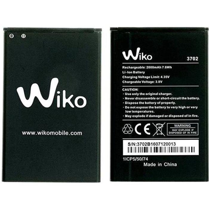 Batterie Wiko 3702 - Wiko Lenny 3